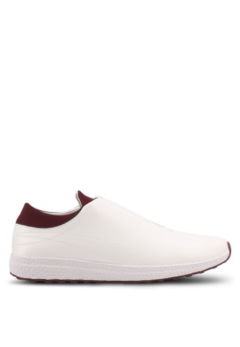 ZALORA white and multi Hidden Lace Sneakers FD4C5SH21B1121GS_1
