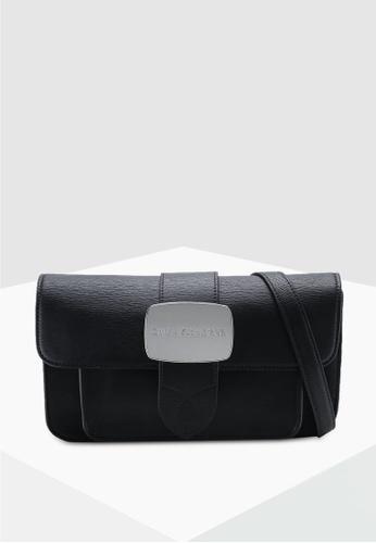 60f23148ce Calvin Klein black Flap Cross Body Bag - Calvin Klein Accessories  5A5E2ACB7BDDB3GS_1