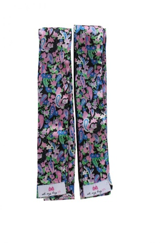 Oh My Bag multi Paisley Handle Wraps OH726AC0KH2MPH_1