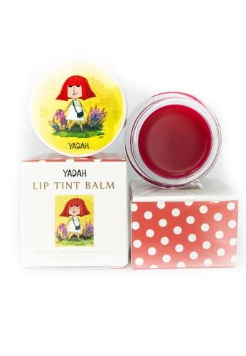Yadah red Lip Tint Balm (#01 Cherry Red) YA399BE0F16PSG_1