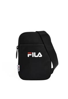 e2e9fde8310 Fila black Fusion Unisex Crossbody bag A8750AC11A6F2AGS_1