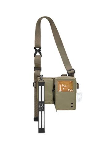 Twenty Eight Shoes Street Wear Functional Sling Bags 227AI2019 45A6AAC9182FE3GS_1