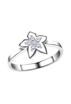 Star 1 Stone Ring