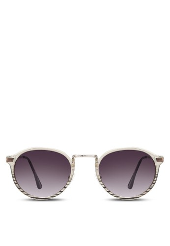Cazalora 衣服評價sper 圓框太陽眼鏡, 飾品配件, 飾品配件