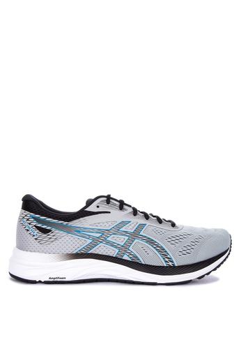 Asics grey Gel-Excite 6 Sneakers 9B41BSH2AD0D77GS_1