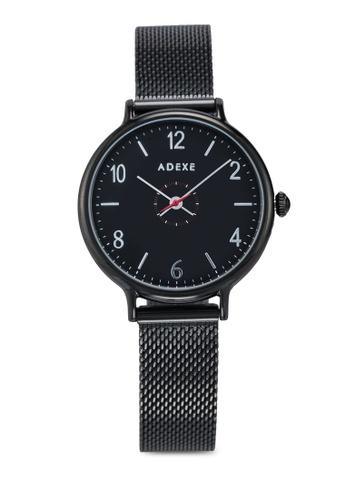 ADEXE Watches 黑色 Sistine 手錶 FAD45AC9256178GS_1