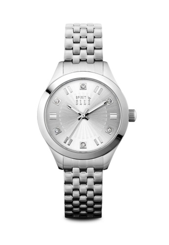 ELLE silver Fashion Ladies Watch EL900AC0RJXXMY_1
