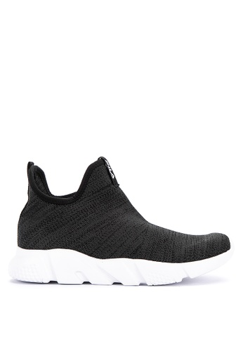 FILA black Fairhaven V3 Lifestyle Sneakers 44158SH021EC1BGS_1