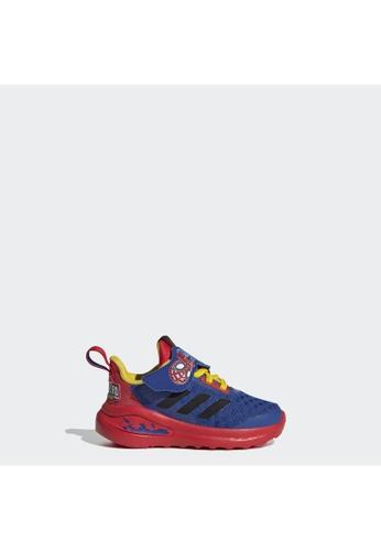 ADIDAS blue adidas FortaRun Super Hero Shoes D6148KS599BAA8GS_1