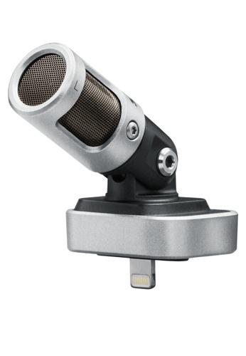 Shure black Shure MOTIV MV88 Digital Stereo Condenser Microphone for iOS F28F7ESC7B736DGS_1