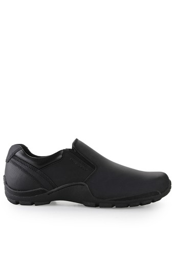 Pakalolo Boots black Casual Slip On PA409SH44XVNID_1