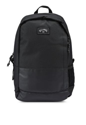Billabong grey Command Lit Backpack 1A036ACFDE7F9EGS_1