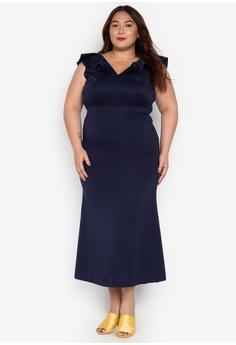 f9b7d101283 Shop Ashley Collection Plus Evening Dresses for Women Online on ZALORA  Philippines