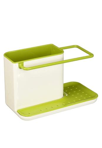 Joseph-Joseph green Caddy Kitchen Sink Organiser 01F87HLF087673GS_1
