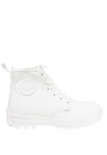 Palladium Boots white Pampatech Hi TXN Men's Boots ACF2FSH166C1EFGS_1