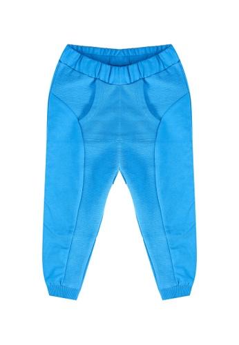 LC Waikiki blue Baby Boy's Jogger Trousers 433BEKA1B52EB3GS_1