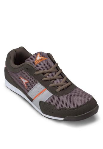 esprit台北門市Craze A115 異材質拼接運動鞋, 鞋, Footwear
