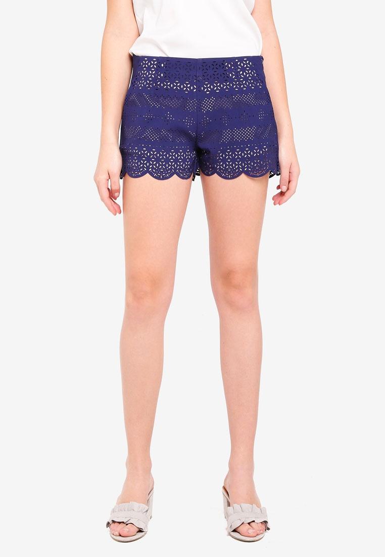 Shorts Shorts Lace Lace Angeleye Angeleye Lace Navy Angeleye Shorts Angeleye Navy Navy Shorts Lace d6q7I7