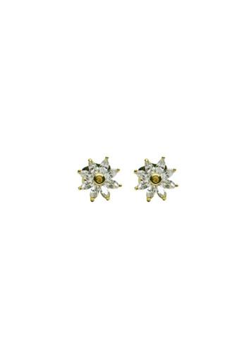 BALLIN gold Hartlyn Earing Gold 389F1AC83537B1GS_1