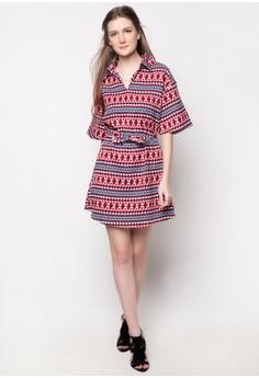 Ashley Polo Dress