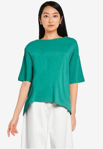 niko and ... green Droptail T-Shirt 16379AA8D9B1D8GS_1