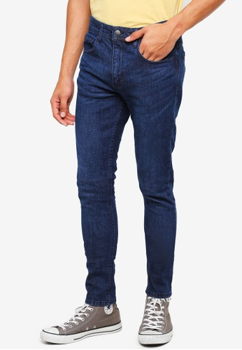 Cotton On 藍色 Super Skinny Jeans 2FBE9AA12D0F52GS_1