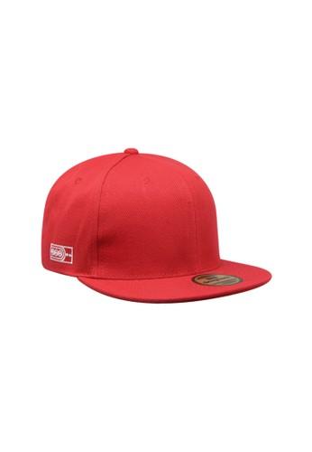 Snapback red Snapback Topi Hiphop Dewasa Red E108AAC3880D2CGS 1 628c70377e