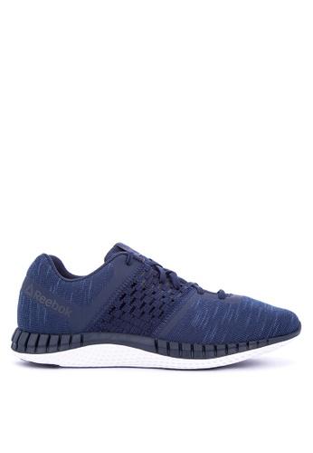 Reebok blue Print Run Dist Running Shoes A25B8SHACC2A41GS_1