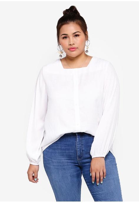 5cca00b66e3 Buy PLUS SIZE Clothes Online | ZALORA Malaysia & Brunei