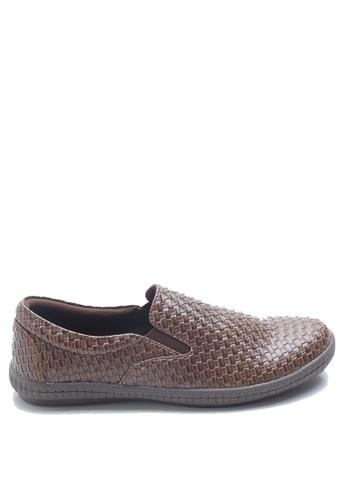Dr. Kevin brown Dr. Kevin Men Casual & Formal Shoes 13303 - Brown DR982SH0UDEYID_1