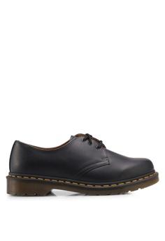 2c0c171a54376 Dr. Martens black Icons Originals 1461 59 3 Eye Shoes DR086SH0SX5EMY_1