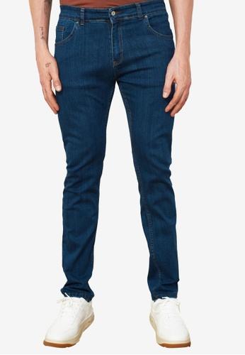 Trendyol blue Basic Skinny Jeans 8DB2DAAAF1295EGS_1