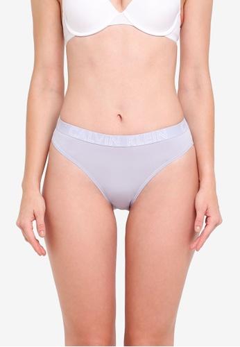 Calvin Klein white Cotton Bikini Panties - Calvin Klein Underwear 0A221US9463489GS_1