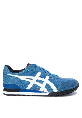 Onitsuka Tiger blue Colorado 85 Lace-up Sneakers ON625SH0KKIAPH_1