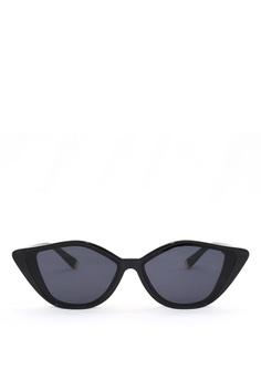 61046dbadf1 Kaca-kaca black and gold Kaca Kaca Foxy Sunglasses 67223GL6150D9EGS 1