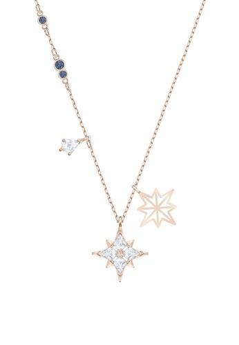 Swarovski gold Swarovski Symbolic Star Pendant Necklace 3AAA9ACFD75866GS_1