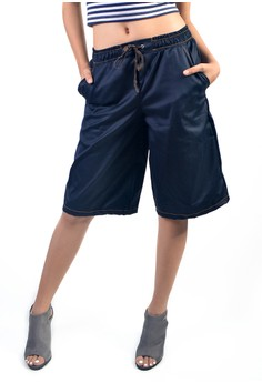 Women's Chinos Square Shorts