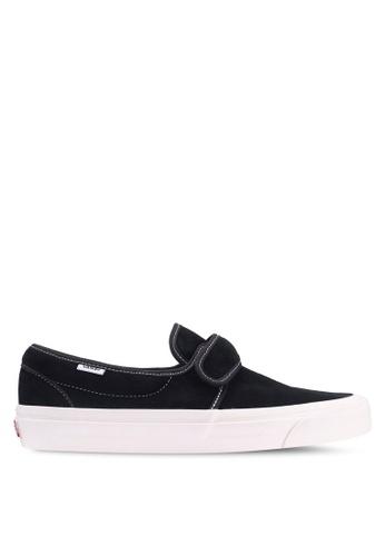 VANS black Slip-On 47 V DX Anaheim Factory 12F37SH6591F89GS_1