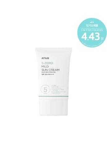 Anua 5-Zero Mild Sun Cream 9D387BE424A37FGS_1