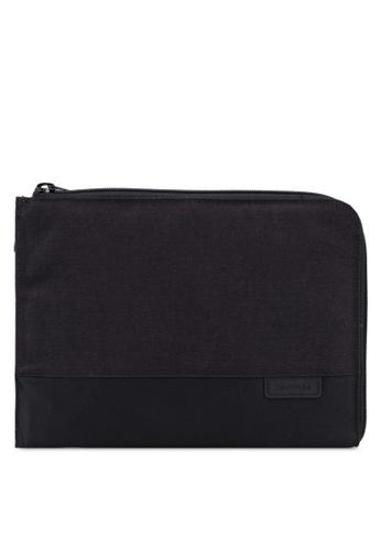 "CRUMPLER black Pass Go 13"" Laptop Sleeve DF2C7AC95FE89FGS_1"