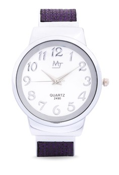 Quartz Analog Round Watch
