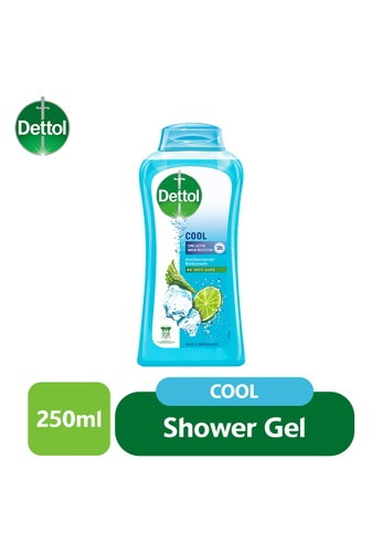 Dettol Dettol Shower Gel Cool 250G (J) E5EFBESCFABBF9GS_1