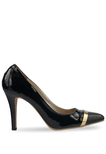 CLAYMORE black Sepatu high heels mz - 09 kb black CL635SH64BFVID_1