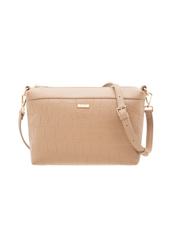 HILLY beige Hilly Marble Sling Bag 484C5AC8293BB0GS_1