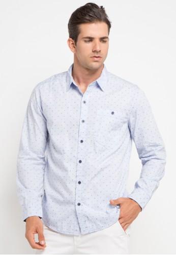 Bombboogie blue Dejavu Shirt BO419AA0V6ZDID_1