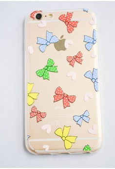 Ribbons Soft Transparent Case for iPhone 6