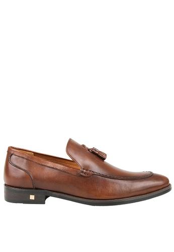Tomaz brown Tomaz F214 Tassel Loafers (Brown) 68723SH00E980CGS_1