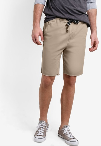 Factorie grey The Cult Shorts FA880AA76XRNMY_1