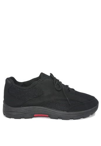Dr. Kevin black Dr. Kevin Men Sneakers 13365 - Black A78EDSH22D955EGS_1