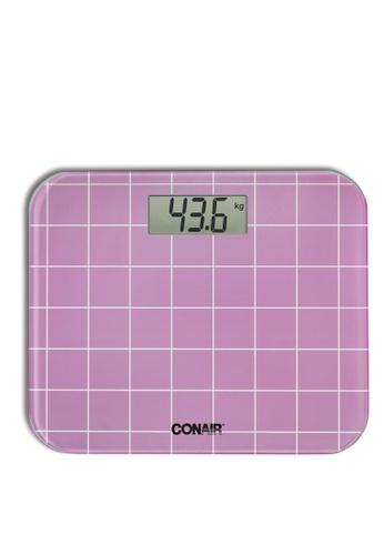 Conair pink Digital Body Scale pink E28DEHL694B40BGS_1